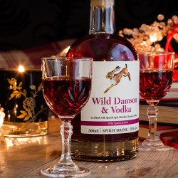 Wild Damson & Vodka